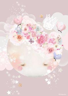Limited Edition - Sleepy Moon