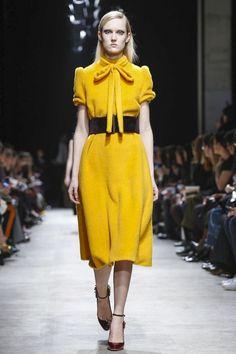 Rochas Ready To Wear Fall Winter 2015 Paris