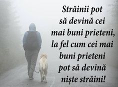 Best Friendship Quote: Strainii Pot Sa Devina Cei Mai Buni Prieteni  - Strainii pot sa devina cei mai buni prieteni, la fel cum cei mai buni prieteni pot sa devina niste straini! Strangers can become best friends, as best friends can become strangers! #bestfriends #friendship #friendshipquotes Motivational Quotes For Life, Good Life Quotes, Best Quotes, Love Quotes, Inspirational Quotes, Enemies Quotes, I Hate My Life, Let Me Down, Thing 1
