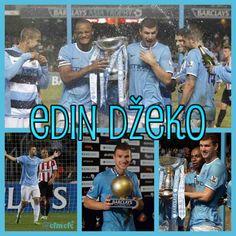 Edin Dzeko pre-season Manchester City. Barclays Asia Trophy winners 2013 #mcfc #manchestercity