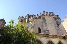 Christusritterburg, Sehenswürdigkeit in Tomar