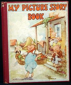 ''My Picture Story Book'' by Watty Piper. Illus. by Eulalie. 1941 Platt & Munk. | eBay