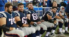 Patriots' offensive line a focal point against Ravens - Sports ...
