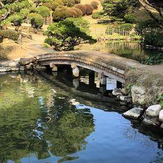#shukkeien #japanesegarden #shukkeiengarden