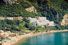 Thousands of selected hotels all over the world. Find the ideal lodging for your vacation Top 10 Hotels, Best Hotels, Fine Hotels, Greece Islands, Corfu, Big Island, Hotel Offers, Summer 2015, Beaches