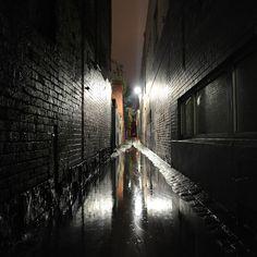 black water alley- Copyright Steve Patrick