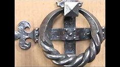 Zvekir od kovanog gvozdja Kolacek 1897