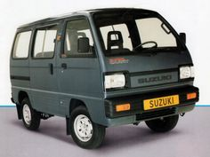 Suzuki Super Carry Van '1985–91