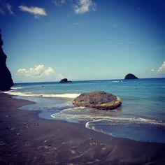 Ilet la Perle et Anse couleuvre,nord de l'île....