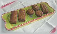 Papolette en cuisine: muffins aux fruits secs