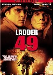 Ladder 49,Trapped in a horrific factory fire that might kill him, a fireman looks back at his life, career and marriage while he waits for the remote possibility that his company -- Ladder 49 -- might rescue him, if they can just reach him in time.