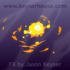 jkFX Hit Effect 07 by JasonKeyser
