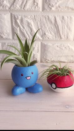 Make this Pokemon Planter for the Oddish Friends in Your Life