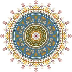 5-Arabesque (Islamic Art)