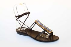 ART.525 BRIDGE    Shelight #shoes. Made with #Swarovski elements.