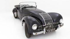 1949 Allard L-Type Four-seat Roadster