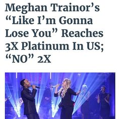 This song is so special to me Thank you all for listening! Meghan Trainor, I Thank You, Losing You, Songs, Song Books