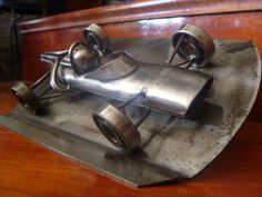 Arte en hierro (metal art)