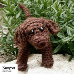 Dog Labrador Crochet Pattern Free Crochet Patterns
