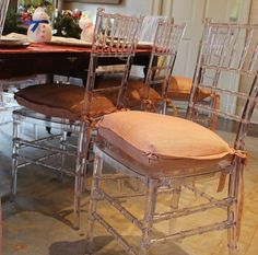 Exceptionnel Acrylic Chair, Weeding, Dining Table, Dining Room, Weed Control, Dinner  Table