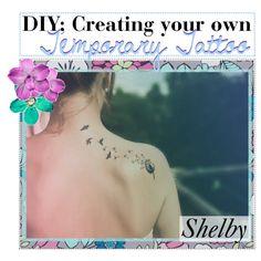 Temporary tattoo sharpie on pinterest sharpie tattoos for Fake tattoo hairspray