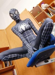 #sexy Spider-man spider woman #cosplay