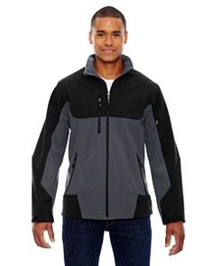 Shop for Compass Colorblock Three-Layer Fleece Bonded Soft Shell Men's Fossil Grey 887 Jacket. Get free delivery On EVERYTHING* Overstock - Your Online Men's Clothing Shop! Big & Tall Jeans, Big And Tall Stores, Big And Tall Outfits, Men's Coats And Jackets, Fleece Jackets, Mens Flannel Shirt, Under Armour Men, Boys Shirts, Coats For Women