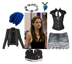 """""""day out"""" by alikat666 on Polyvore featuring Spacecraft, Balmain, DC Shoes and Dolce&Gabbana"""