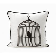 bid cage pillow