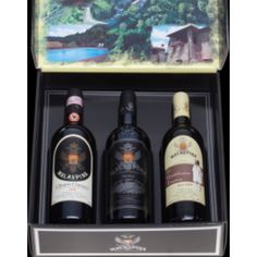 Gift box Malaspina Wine Rack, Bottle, Drinks, Drinking, Bottle Rack, Beverages, Flask, Drink, Wine Racks