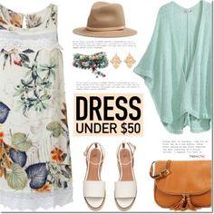 Dress Under $50