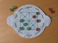 Spiel im Lederbeutel (Mikumi)