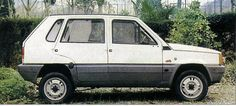 Seat Marbella Fiat Panda, Seat Marbella, Fiat 126, Good Looking Cars, Fiat Cars, Old Cars, Car Pictures, Concept Cars, Cars And Motorcycles