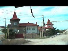 Западный Крым. Черноморское от Ребзика до брошенного завода.