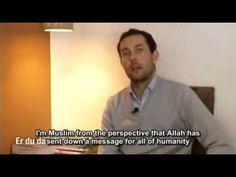 Christian Men in Denmark Convert To Islam - YouTube