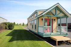 Big Tiny House by Titan Tiny Homes the Dee Dee 0042