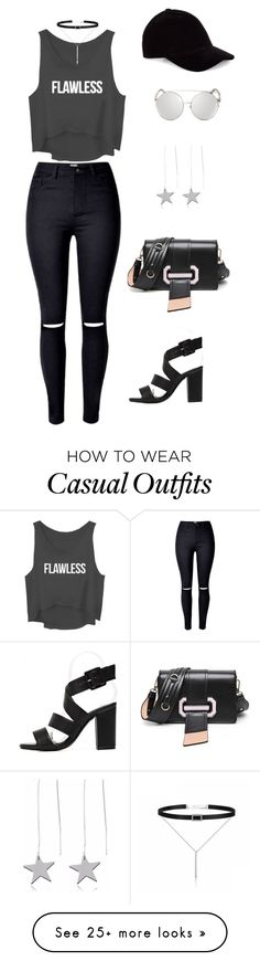 """""""Casual Tuesday #3"""" by impavidgirl on Polyvore featuring Le Amonie"""