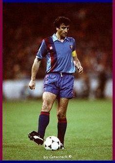 Alexanko, FC Barcelona, temp. 1988-1989