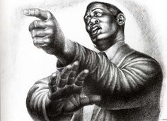 Charles White - Images of Dignity