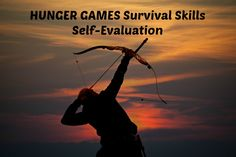What types of #survival skills can we learn from the HungerGames: Catching Fire? Evaluate your Survival knowledge.
