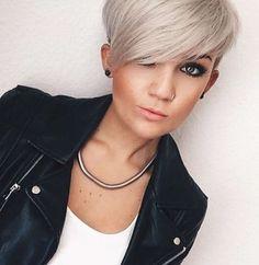 short hairstyles 2017 | Short Hairstyles Dark Hair 2017 - 10 | Fashion and Women