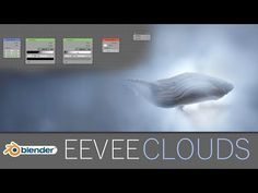 Volumetric environment in blender EEVEE Clouds in realtime, very exciting! Just a quick test, that I had to share. See how the whale was created: https:/. Blender 3d, Blender Models, Animation Stop Motion, 3d Animation, 3d Tutorial, Digital Art Tutorial, Principles Of Animation, Robot Technology, Blender Tutorial