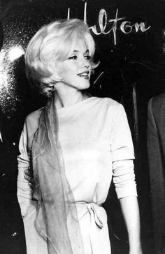 Marilyn in Mexico City 1962 shortly before her death