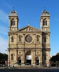 Eglise Saint Francois Xavier 75007 Paris