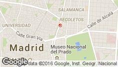 Travelgenio.com: Hotel One Shot Recoletos 04, Madrid, Spanyolország - 2179 Comments. Foglalja le szállását most!