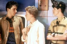 Pin for Later: Let John Hughes's Classic Movies Inspire Your Nostalgic Halloween Costume The Geeks From Sixteen Candles 80s Movies, Indie Movies, Good Movies, Action Movies, Iconic Movies, 80s Halloween Costumes, Pop Culture Halloween Costume, Movie Character Costumes, Movie Characters