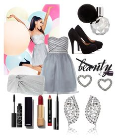 """Ariana Grande Outfit No.4!"" by aqrose on Polyvore featuring Lipsy, Nina, NARS Cosmetics, Chanel and Bobbi Brown Cosmetics"