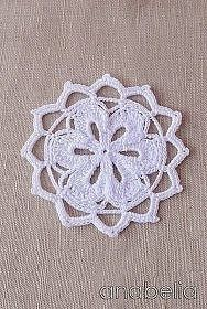 I'm just missing a sharing crochet moment with you.sometime I felt like I really love to crochet the same thing a hundred. Crochet Squares, Crochet Motif, Crochet Doilies, Crochet Flowers, Free Crochet, Knit Crochet, Crochet Books, Crochet Granny, Crochet Home