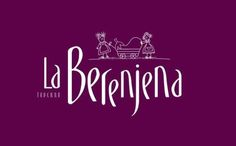 Logotipo La Berenjena