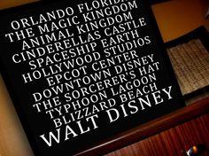 next stop, Walt Disney World!